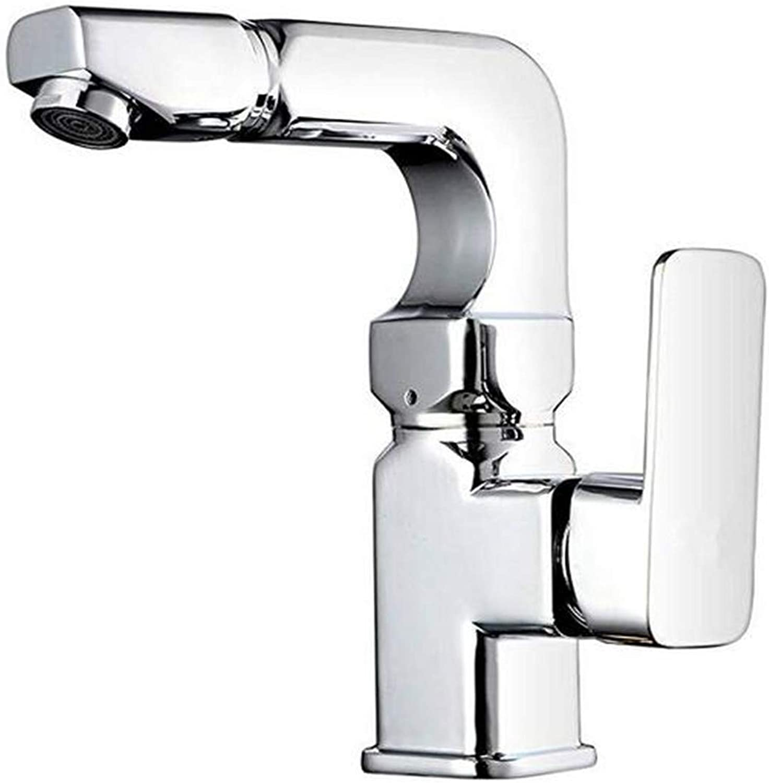 Basin Mixer Taps Kitchen Sink Faucet Hot and Cold Water Sink Basin Mixer Tap 360° Sink Faucet with redating Spout Kitchen Sink Tap