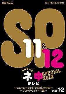 AKB48 ネ申テレビスペシャル ~ニュージーランドで見た幻の宇宙~ ~ブロードウェイへの道~ 【2枚組】 [DVD]