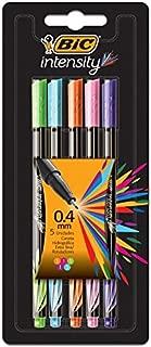 Caneta Com Ponta Porosa Intensity 0.4mm Colors 5 cores - Blister com 5 Unidade(s)