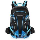 TOMSHOO 20L/30L Backpack & Hiking Backpack Waterproof | Cycling Backpack Lightweight | Daypack