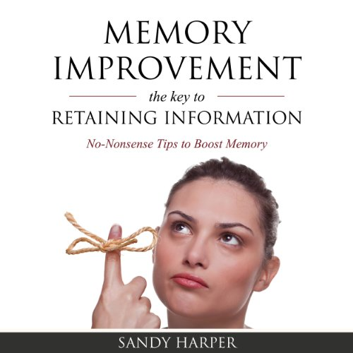 Memory Improvement  By  cover art