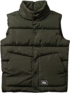 XFentech Unisex Winter Gilet - Womens Mens Puffer Quilted Vest Couple Warm Sleeveless Jacket Body Warmer