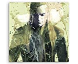 Der_Hobbit_Legolas_60x60cm Splash Art Paul Sinus Aquarell,