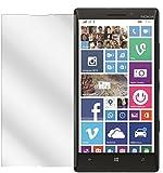 dipos I 2X Schutzfolie klar kompatibel mit Nokia Lumia 930 Folie Bildschirmschutzfolie