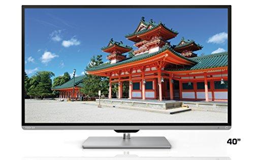 Toshiba 40M6363DG 102 cm (40 Zoll) LED-Backlight-Fernseher A+ (Full-HD 1920x1080100Hz AMR, WLAN, WiFi, HDMI, Smart TV, Skype, MHL)- inkl. 2 Jahre Garantie