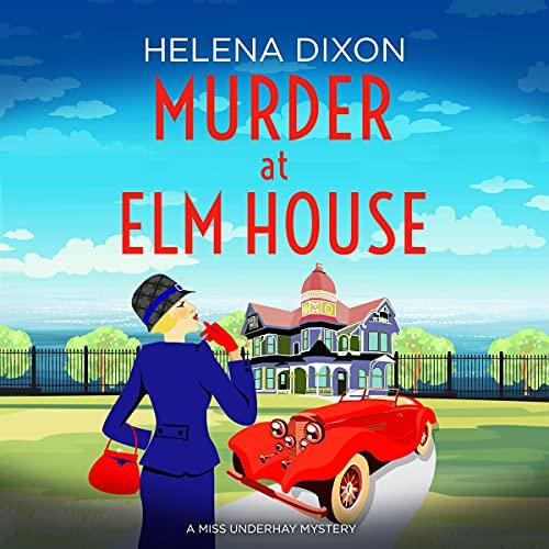 Murder at Elm House cover art