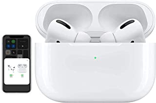 LUCKYDUO ワイヤレスイヤホン TWS Bluetooth イヤホン 自動ペア バッテリー残量表示 AAC・HIFI対応 IPX7防水 Lightingケーブル付き 日本語説明書 通勤 仕事 運転