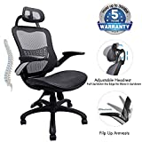 Ergonomic Office Chair, 5 Years Warrenty Weight Support...