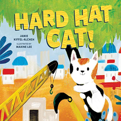 Hard Hat Cat! cover art