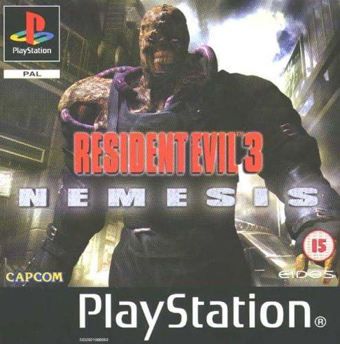 Resident Evil 3: Nemesis (PS1) [PlayStation]: Amazon.es: Videojuegos