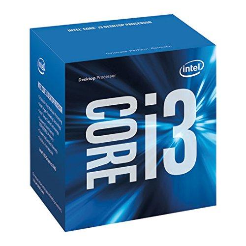 Intel BX80662I36100 Core i3-6100 Prozessor Silber