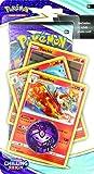 Pokemon TCG: Espada & Shield 6 Chilling Reign Premium Blister (un refuerzo al azar)