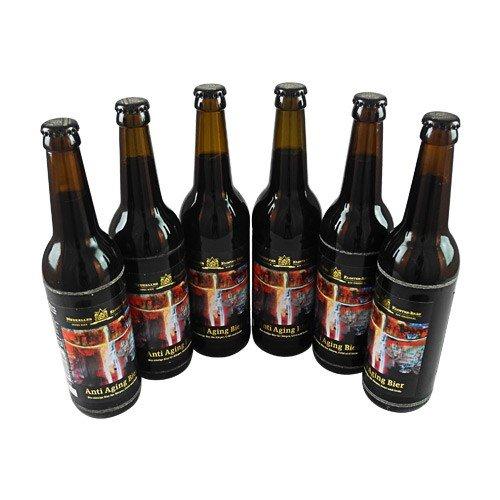 Neuzeller Anti-Aging-Bier (6 Flaschen à 0,5 l / 4,8% vol.)
