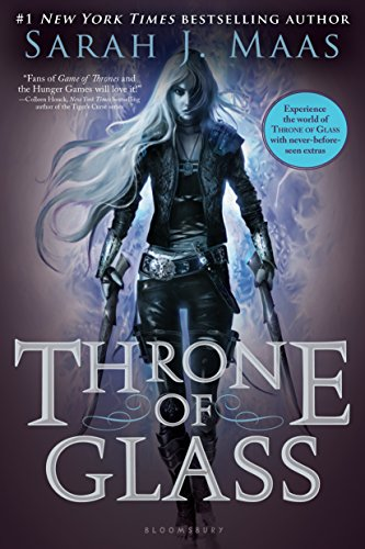 Amazon.com: Throne of Glass (Throne of Glass series Book 1) eBook ...