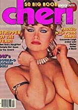 Cheri Adult Magazine December 1985