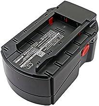 CS-HSF240PX Batería 3300mAh Compatible con [HILTI] SFL 24, TE 2-A, UH 240-A, WSC 55-A24, WSC 6.5, WSR 650-A, WSW 650-A sustituye 24V B24, B 24/2.0, B 24/3.0