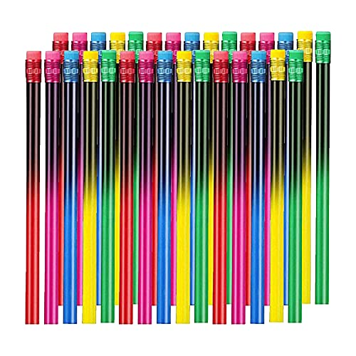 YeenGreen Lápices de Cambio de Color Lápices Variados Lápices de Madera Lápices de Madera Lápices de Cambio Colores madera Dibujo a lápiz de color Lápiz de cambio de humor