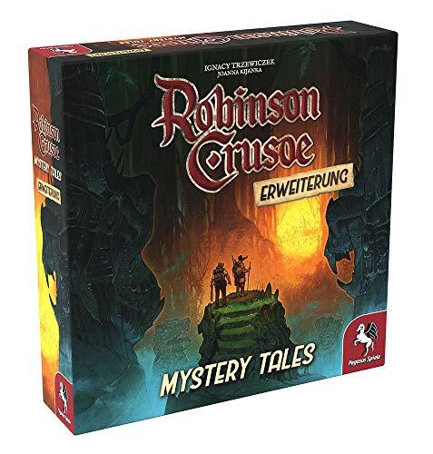 Pegasus Spiele 51948G - Robinson Crusoe: Mystery Tales
