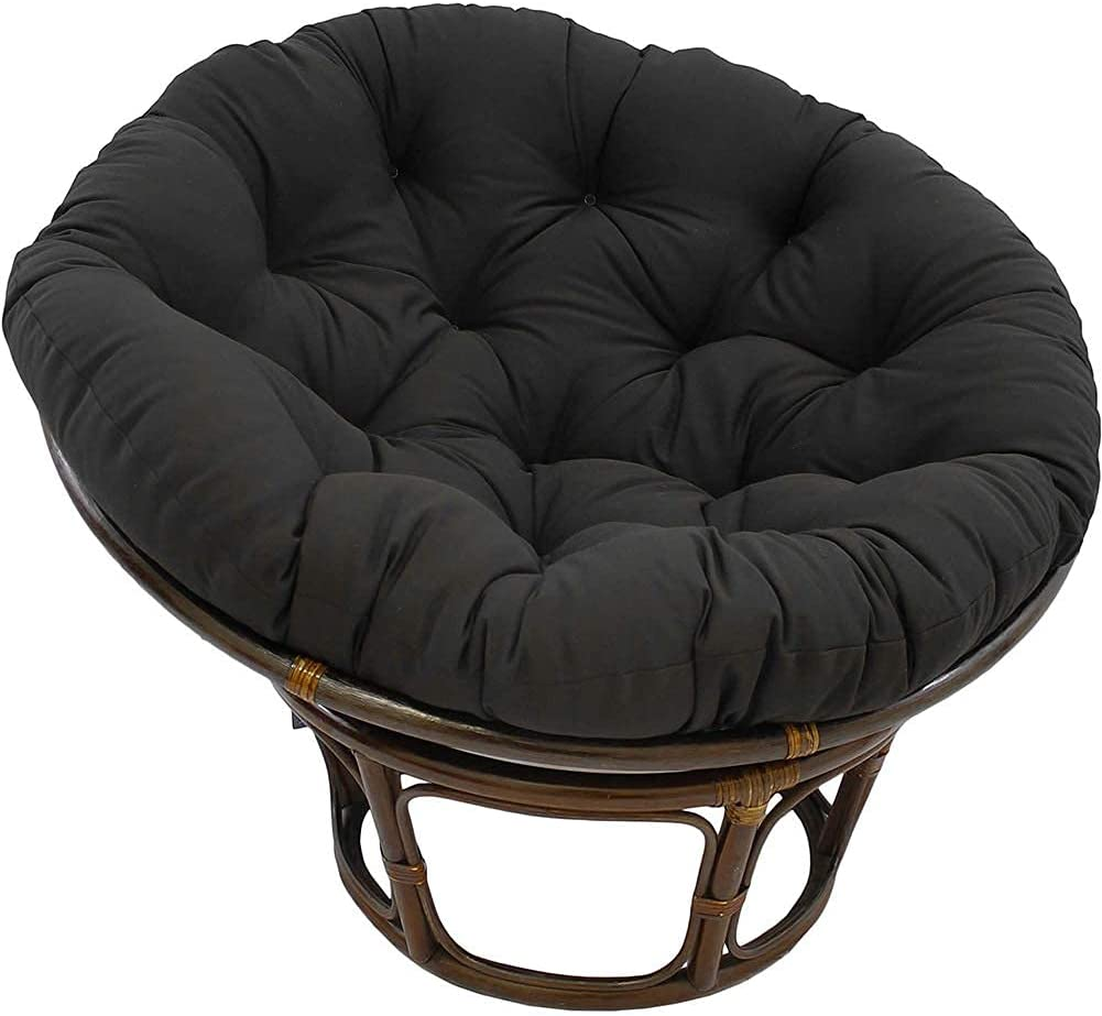Max 76% OFF erddcbb Overstuffed Papasan Chair Cushion Indoor Arlington Mall Egg Hanging Ham