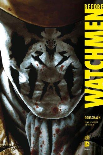 Before Watchmen Rorschach (DC Deluxe)