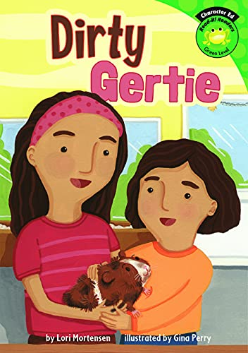Dirty Gertie (Read-It! Readers: Character Education) (English Edition)