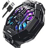 ペルチェ素子 スマホ 冷却ファン Black Shark FunCooler 2 Pro ペルチェ クーラー LED温度表示 スリープタイマー/ライティング/ファンの速度の設定 静音 冷却ファン