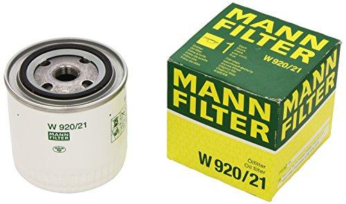 Mann Filter W9202110 Ölfilter