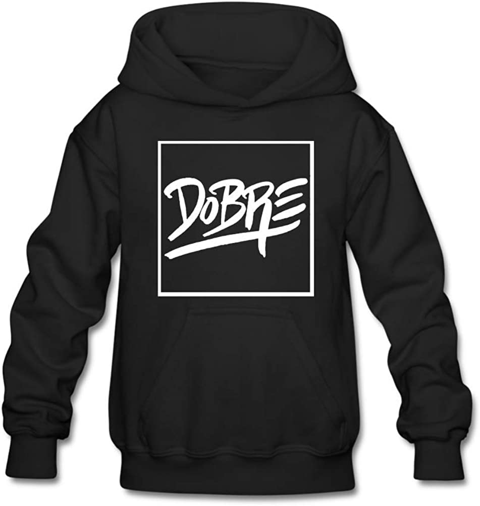 Aliensee Youth Dobre Brothers Hoodie Sweatshirt Suitable for 10-15yr old