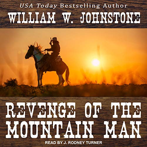 Revenge of the Mountain Man audiobook cover art