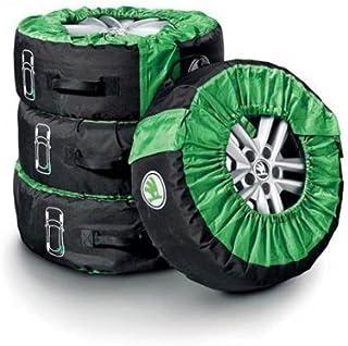 Original Skoda Rädertaschen Reifentaschen bis 18 zoll und 245mm Reifenbreite
