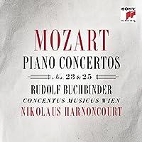 PIANO CONCERTOS 23 & 2