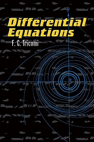 Differential Equations (Dover Books on Mathematics) (English Edition)