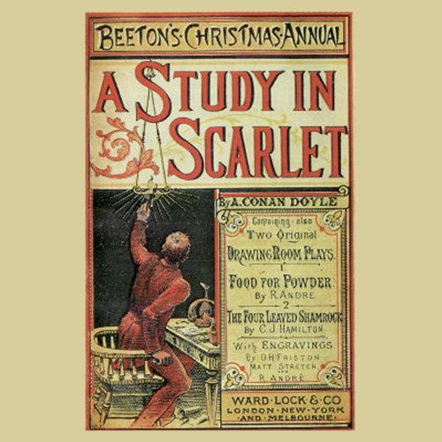 A Study in Scarlet                   By:                                                                                                                                 Arthur Conan Doyle                               Narrated by:                                                                                                                                 Walter Covell                      Length: 3 hrs and 59 mins     Not rated yet     Overall 0.0