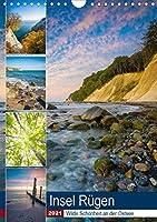 Insel Ruegen - Wilde Schoenheit an der Ostsee (Wandkalender 2021 DIN A4 hoch): Die schoensten Ansichten der Insel im schoensten Licht (Planer, 14 Seiten )