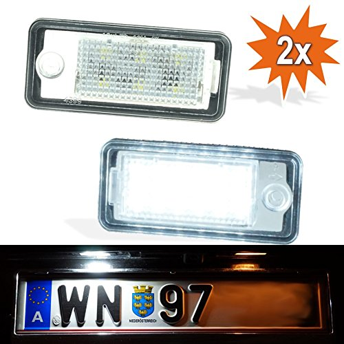 Do!LED PAX 3528 SMD LED Kennzeichenbeleuchtung