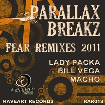 Fear Remixes 2011