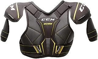 CCM Mens Senior Shoulder Pad, Black, M
