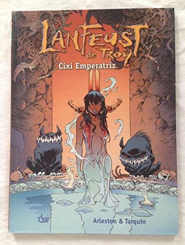 Lanfeust de troy 06. cixi emperatriz (comic)
