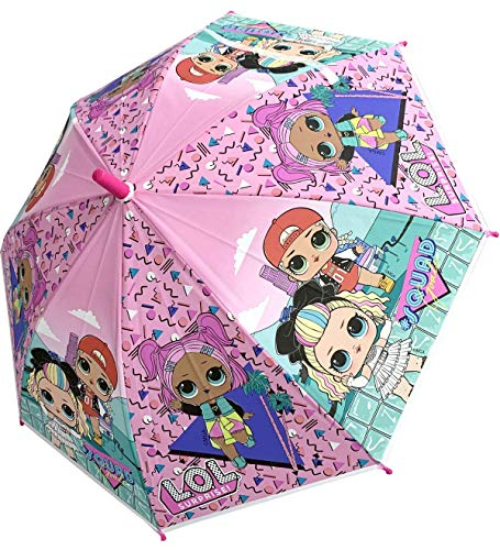 Kinderen Karakter Vouwen Paraplu School