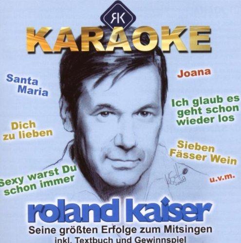 Karaoke-Seine Größten Hits Zum Mitsingen
