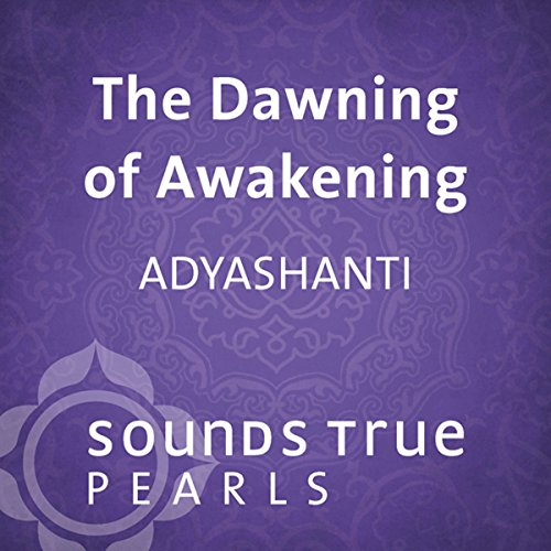 The Dawning of Awakening Audiobook By Adyashanti cover art