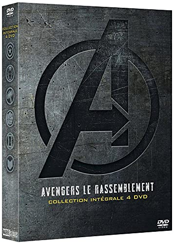 Avengers-Intégrale-4 Films