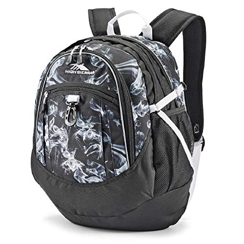 High Sierra Fatboy Backpack - Lightweight and Compact Student Backpack - Stylish Bookbag or Lunch Backpack for Children, Teens, or Adults - Unisex Campus Backpack