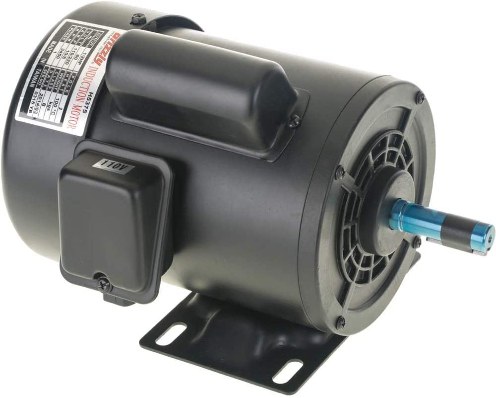 Ranking TOP5 Grizzly Industrial H5375 - Motor excellence 1 3450 Single-Phase HP RPM TE 2