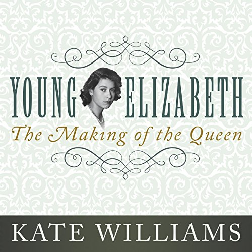 Young Elizabeth audiobook cover art