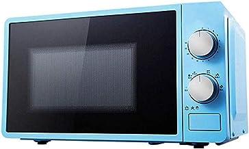 Horno microondas 20 litros, potencia 700 vatios, 6 configuraciones de engranajes para cubrir sus diversas experiencia de sabor, 0-30 minutos temporizador, un cómodo botón de cocción, fácil de limpiar