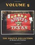 Poster Collection: Volume 5 Austin Live Music Urban Landscapes