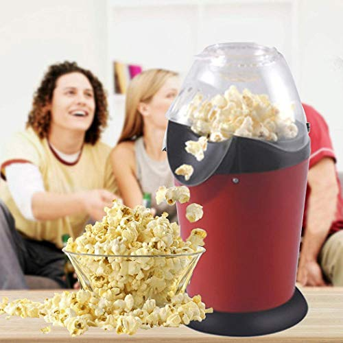 Best Buy! Dongtu Home Mini Popcorn Machine Electric Blow Wind Type Popcorn Poppers