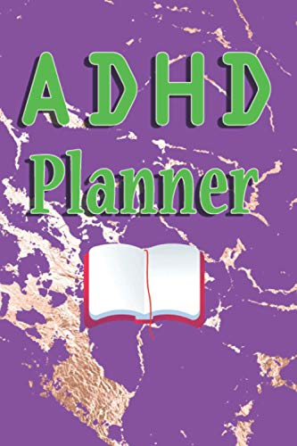 ADHD Planner: Keep track of your child's ADHD symptoms with this easy to use planner. Monitor medica