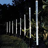 Lucio Sales 8 Pcs Solar Power Lights Bubble White Led Light Outdoor Lawn Garden Lamp Solar Garden Light